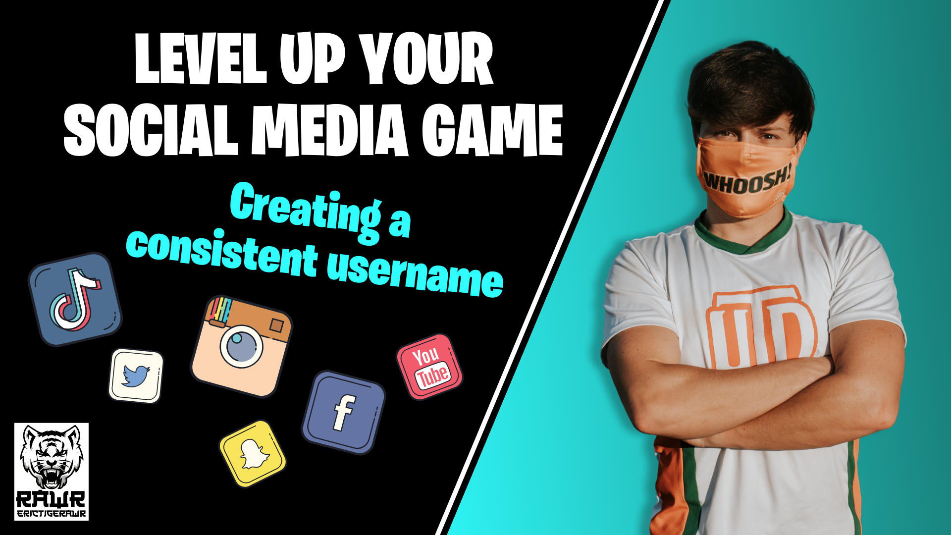 Level Up Your Social Media Game: Picking A Consistent Username/Handle