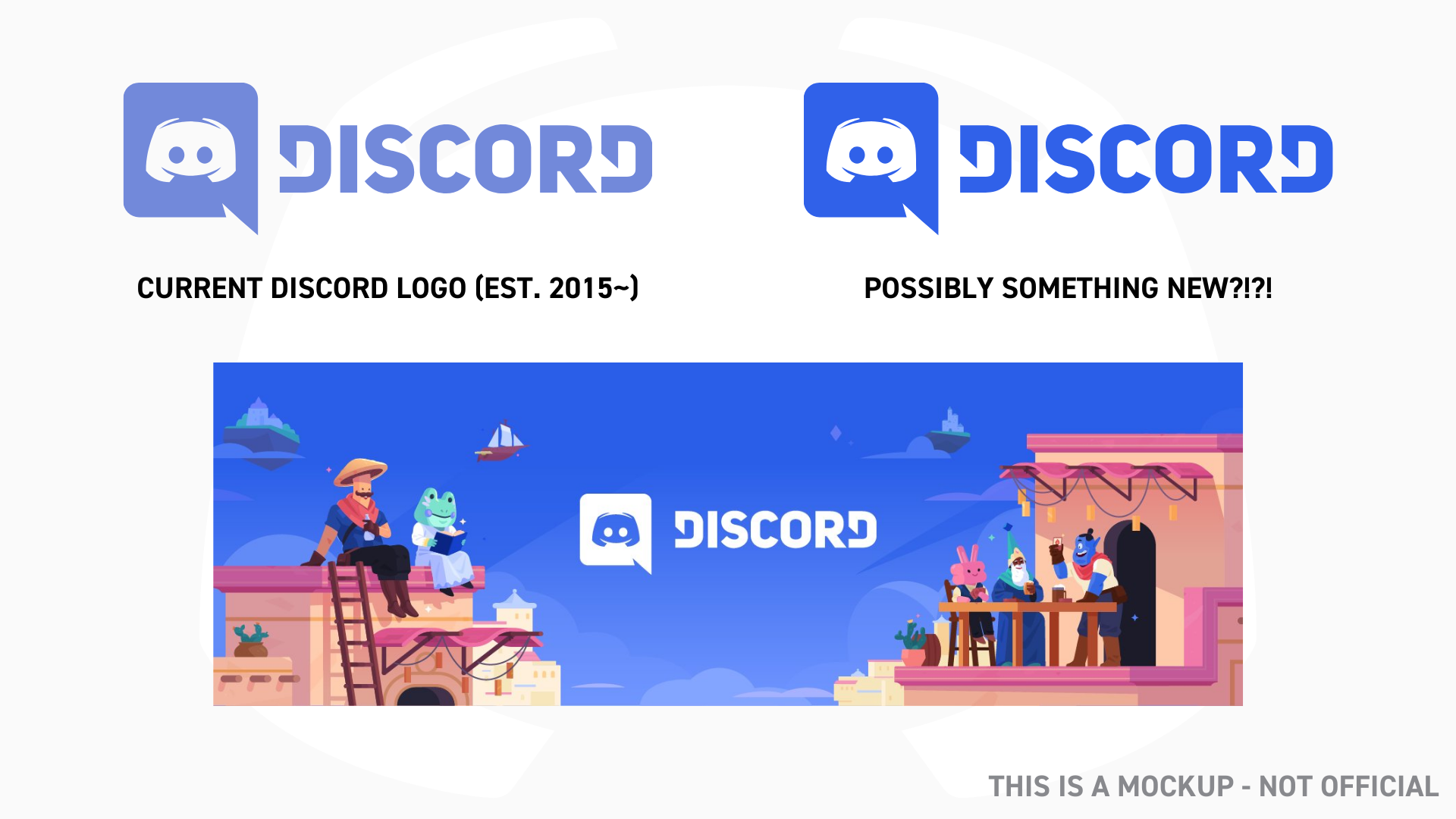My Speculation of Discord's Rebrand – May 2021
